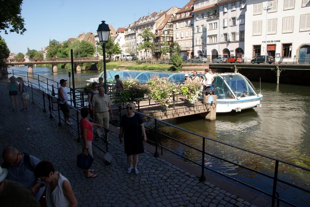 Rejs ze zwiedzaniem zabytków Strasburga